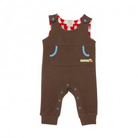 Baby jumpsuit biologisch katoen