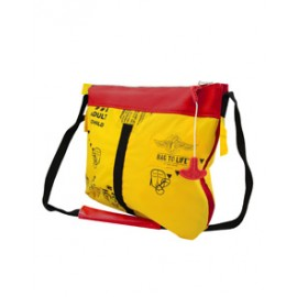 Classic Flyer bag rood