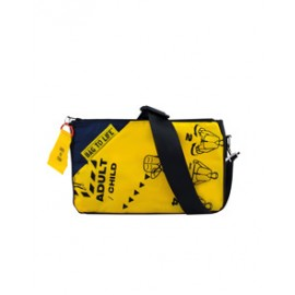 Mini eco follow me bag blauw