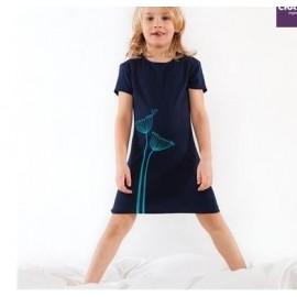 Nachthemd meisjes bio katoen