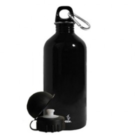 Roestvrijstalen eco drinkbeker BPA-vrij 600ml zwart
