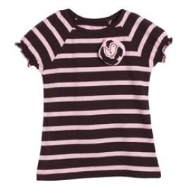 T-shirt bio katoen maat 98/104 -110/116