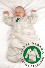 Baby slaapzak Gots keurmerk